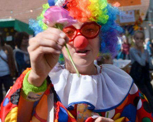 Clown Spiedo Herten