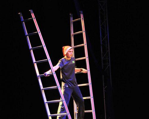 Premiere Zirkus Spiedo Herten